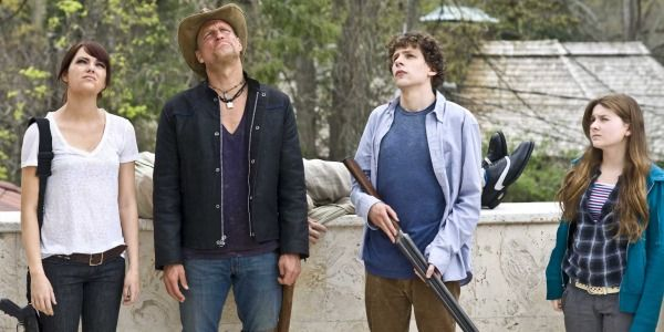 Zombieland 2 Is Actually Happening.  New writer and sense of urgency.  YES!!!!!!!!!!!