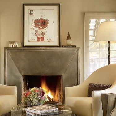 34 best fireplace images on pinterest fireplace ideas fireplace design and stone fireplaces - Focal point art essential aspect decor ...