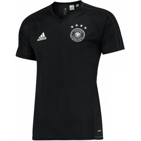 Maillot Allemagne Entrainement 2017/2018 Coupe Du Monde Officiel. Flocages Personnalisés Disponibles.