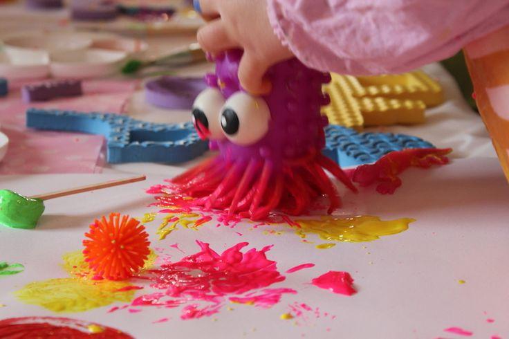 Little Creatures Creative Art Class