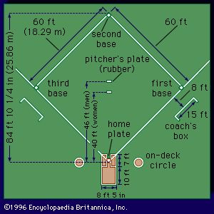 Softball positions and responsibilities