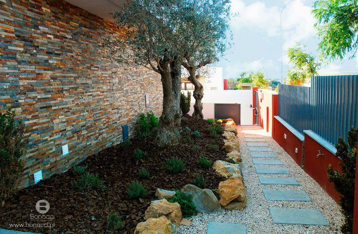 Jardim com arranjos exteriores terra o pinterest for 5 jardins de lucie