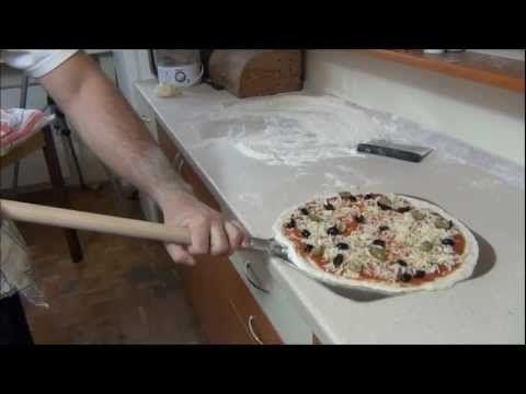 Pizza według Włocha - YouTube