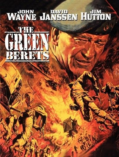 The Green Berets Movie Review (1968) | Roger Ebert