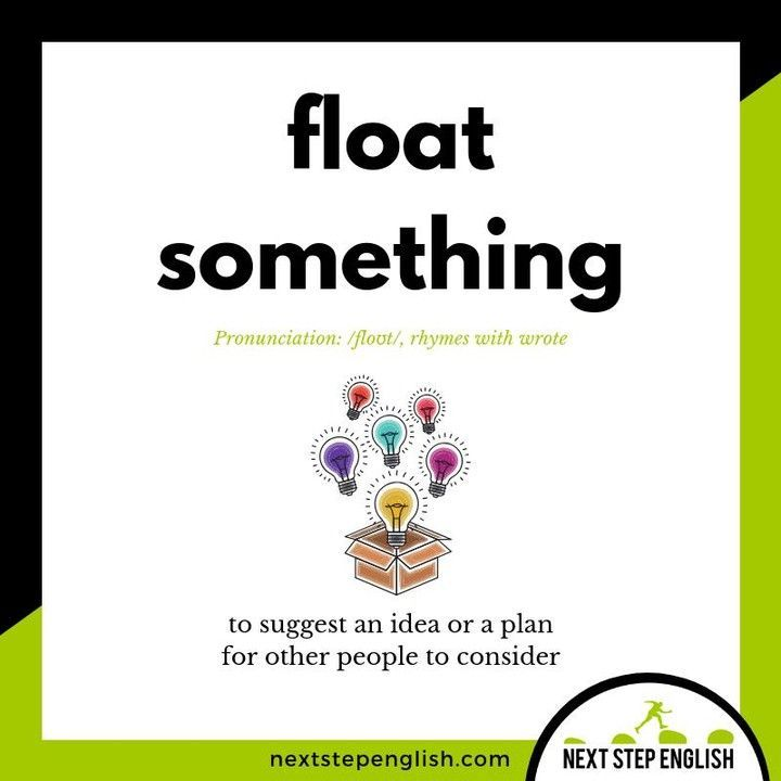 Do You Know This Meaning Of Float Check Out My Full Instagram