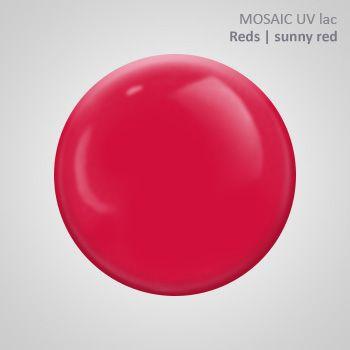 UV Lac Sunny Red – European Standard – Nail Studio by Olga Khazova