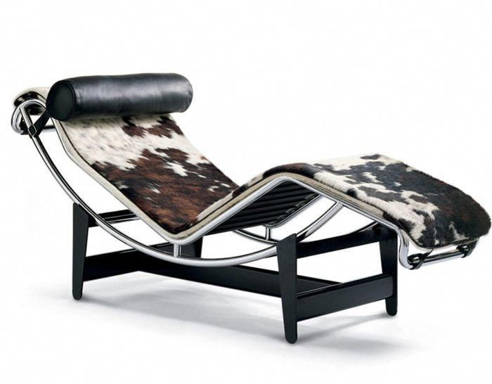 Le Corbusier Lc4 Chaise Lounge Produced By Cassina Modernfurniture Lc4 Chaise Lounge Furniture Lounge Design