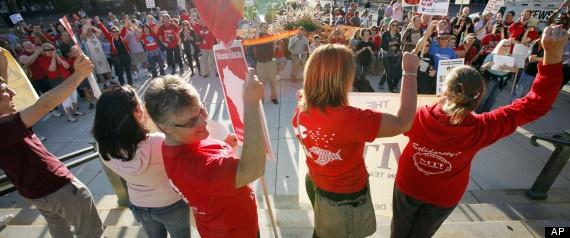 Chicago Teachers Strike Suspended via the Huffington Post