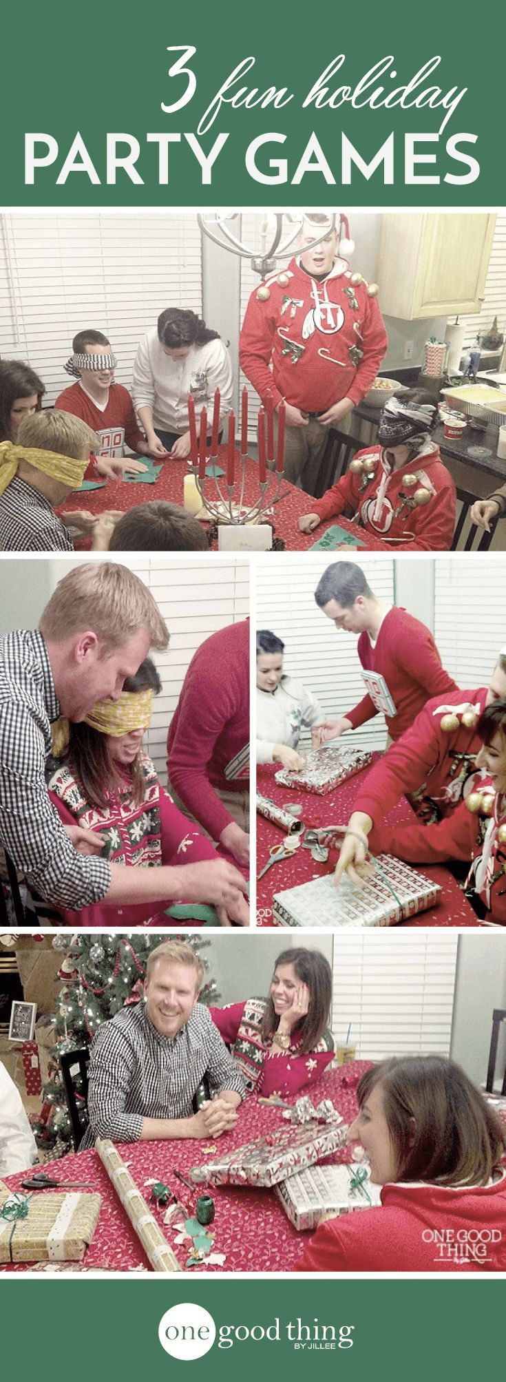 3 Fun Games To Liven Up Your Holiday Party