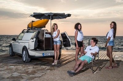 Mini-camper-van special prototype - read all about it on Practical Motorhome magazine's website
