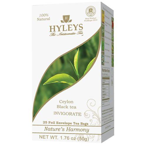 Nature's Harmony – Ceylon Black Tea – Bags