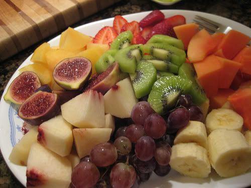 10 Fruit Platters