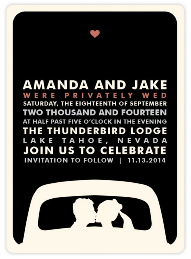 Best 25 Elopement Reception Ideas On Pinterest Invitations Party And Wedding