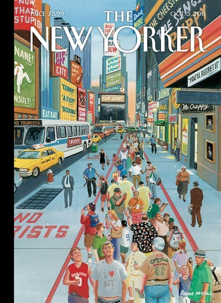 The New Yorker 2011 - Oct 3.