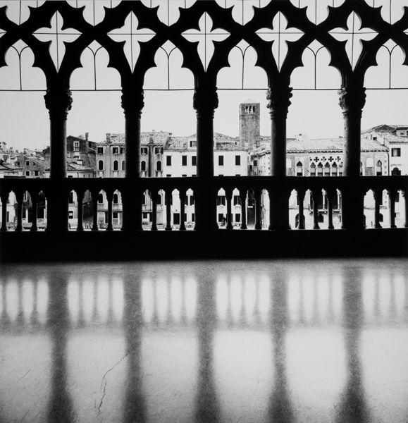 Ca d'Oro Venice by Mimmo Jodice