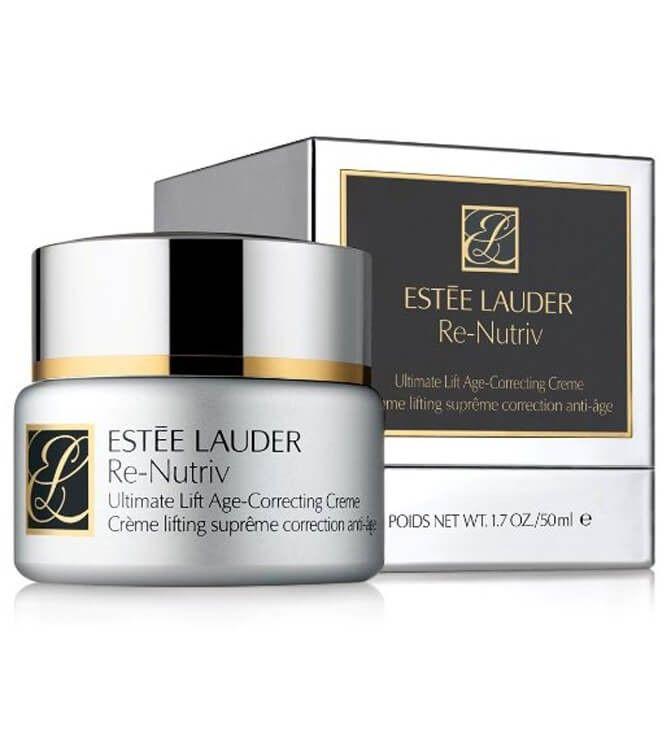 Crema corectoarea de ochi - Estee Lauder Re Nutriv Ultimate Lift Age - Canar