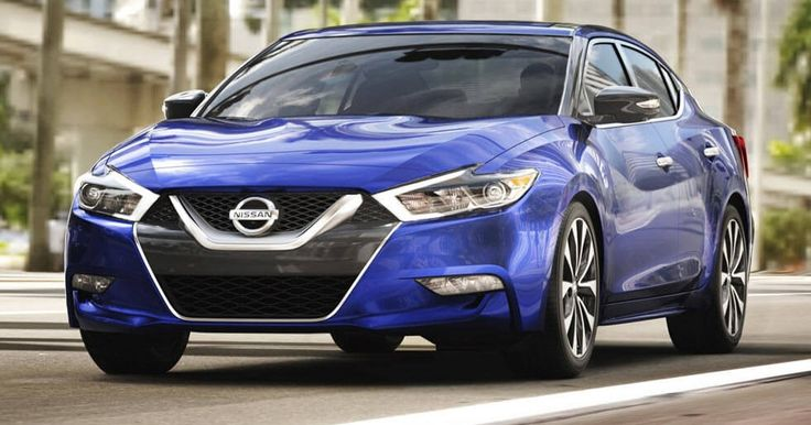 2018 Nissan Maxima Revealed With Minor Updates, Higher Prices #Nissan #Nissan_Maxima