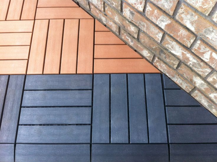 17 Best Images About Exterior Deck Tiles On Pinterest