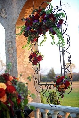 Beautiful frame.  Would be great for a photo location!