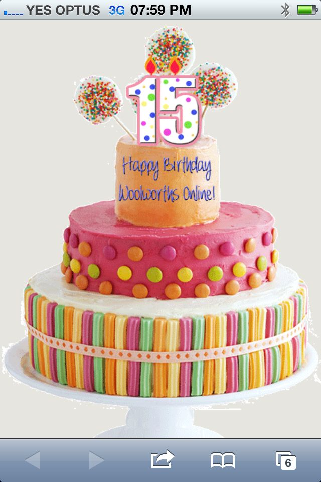 8 best Birthday cakes images on Pinterest Birthday cakes 24