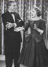 Favorite 50's TV Shows  George Burns | Gracie Allen. I still watch it:)