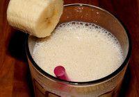 Banánovo-zázvorové smoothie recept