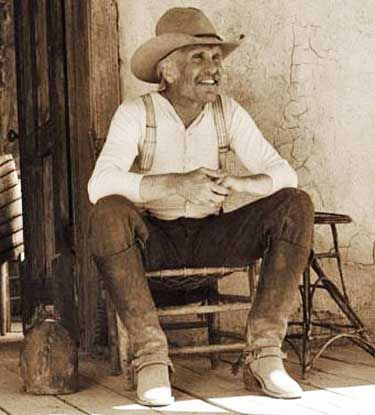 """Augustus 'Gus' McCrae - Robert Duvall Lonesome Dove  """"Aye God, Woodrow, it's been a party."""""""