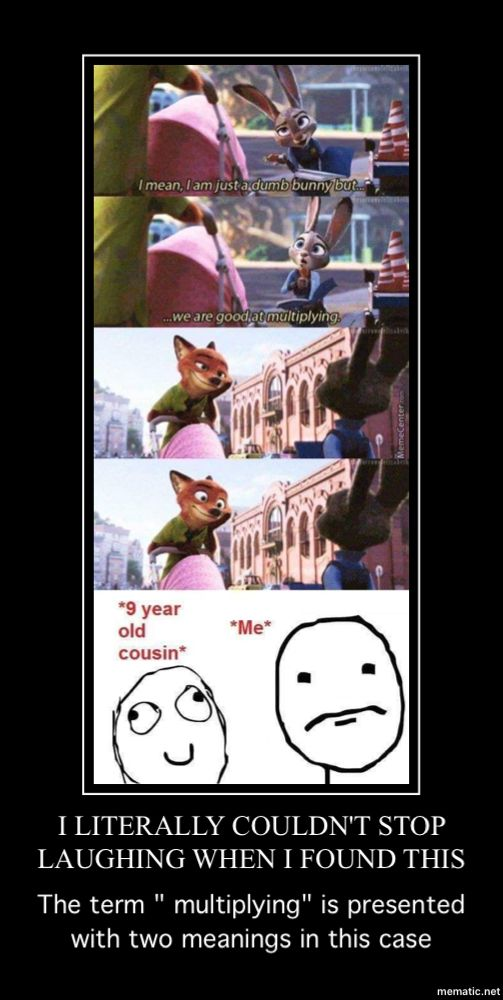 My #mematic Meme