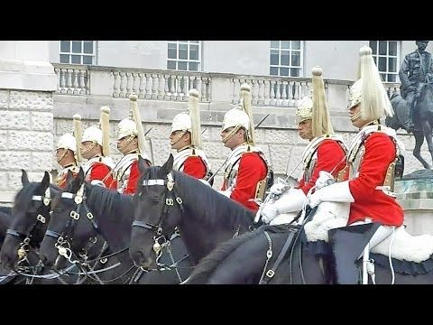 Changing the Guard at Horse Guards (with video) • London • 2015