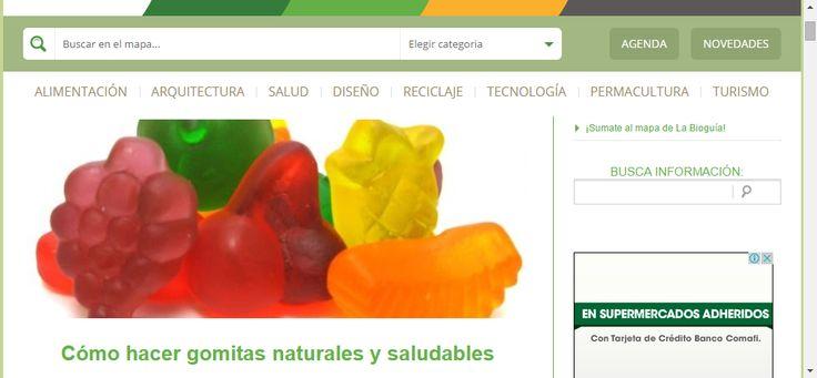 Cómo hacer gomitas naturales y saludables   La Bioguía