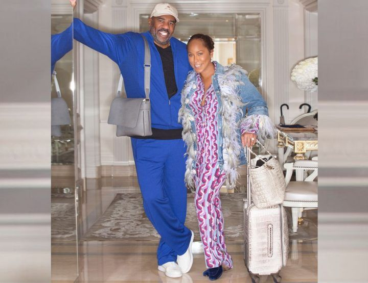 Marjorie Harvey Fashion Blog - The Lady Loves Couture
