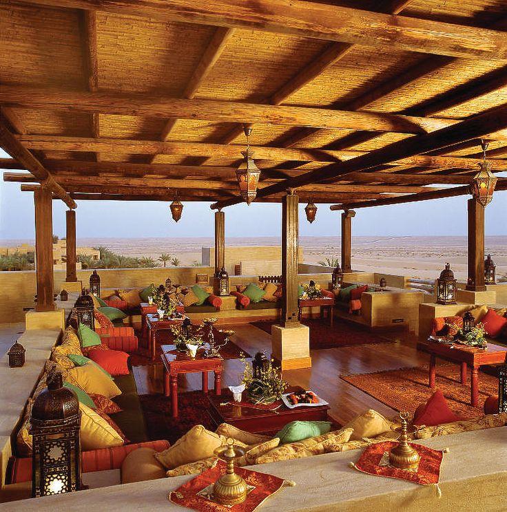 Dubai.  Bab Al Shams Desert Resort & Spa
