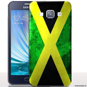 Coque portable Samsung A5 Drapeau Jamaique - Fiche technique - Coque de protection. #Coque #A5 #drapeau #Samsung #Jamaique #Jamaica