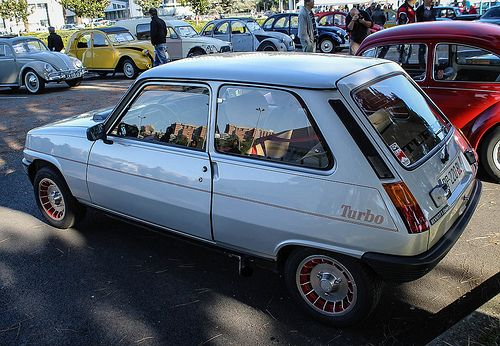 R5 Alpine Turbo