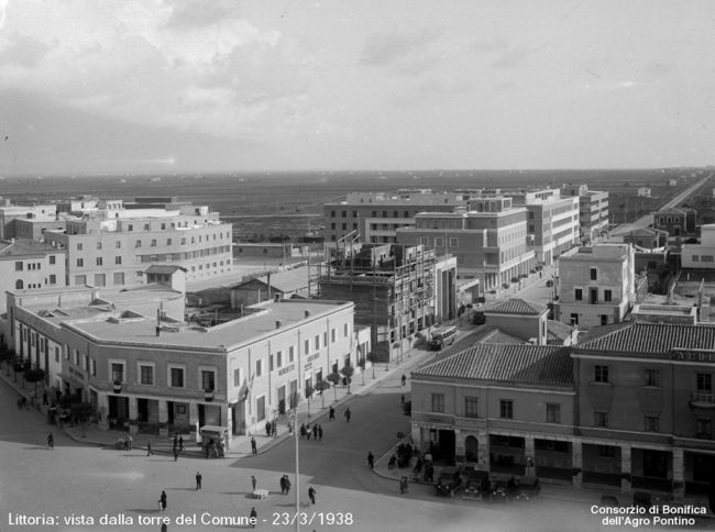 piazza 1938