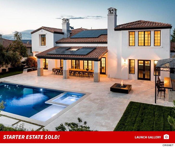 Kylie Jenner Sells Starter Home for Modest Profit After Price Drop