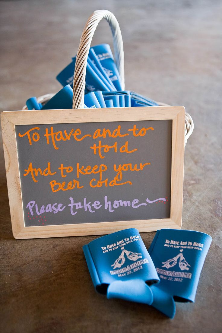 59 Best Images About Koozie Favors On Pinterest