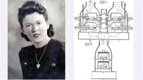 The gas heating furnace was patented by African American inventor, Alice H. Parker in 1919. This transformed heating of homes and buildings worldwide.