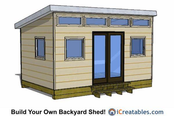 13 Best 10X16 Shed Plans Images On Pinterest Garden 400 x 300