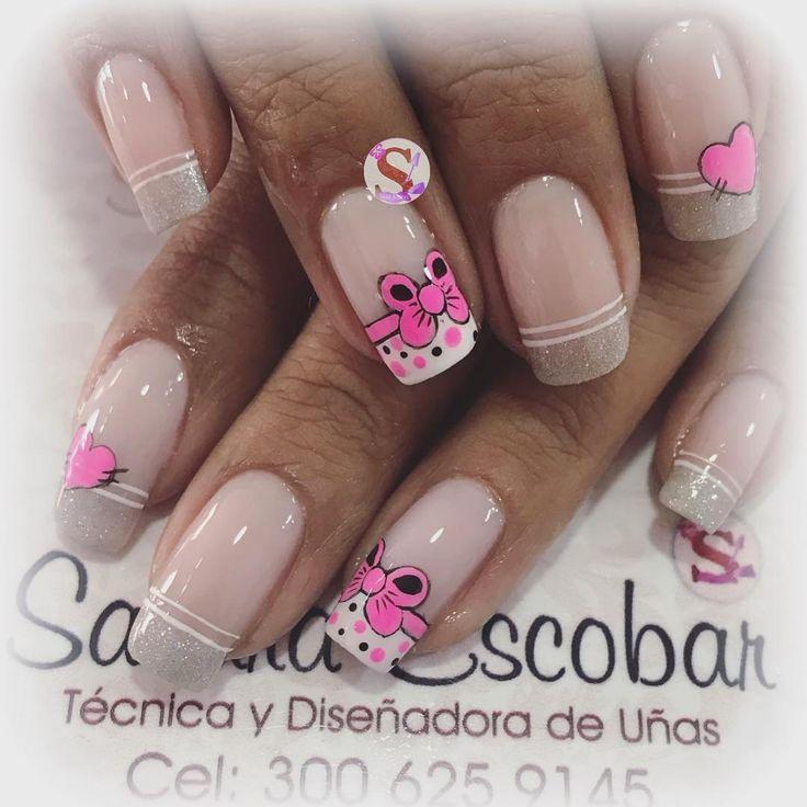 258 Me gusta, 1 comentarios - Sandra Escobar (@sandraescobarnails.21) en Instagram