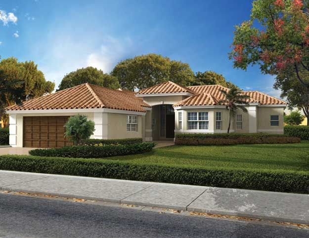 105 best images about spanish mediterranean home plans on for 1 story mediterranean house plans