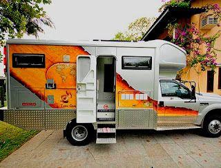 WEB TV NÓS DE JOINVILLE: BREAKING BAD - Motorhome ou trailer?