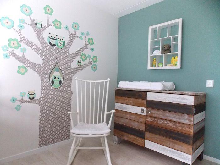 babykamer steigerhout - Google zoeken
