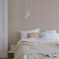 Warm beige - Strak op de muur - Flexa