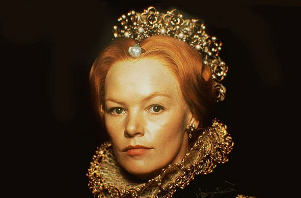 English actress and former MP for Hampstead & Highgate Glenda Jackson also portrayed Elizabeth twice, once opposite Vanessa Redgrave in the title role of Mary, Queen of Scots and again that same year in the BBC2 series Elizabeth R.
