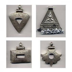 SILVER JEWELLERY OF RAJASTHAN