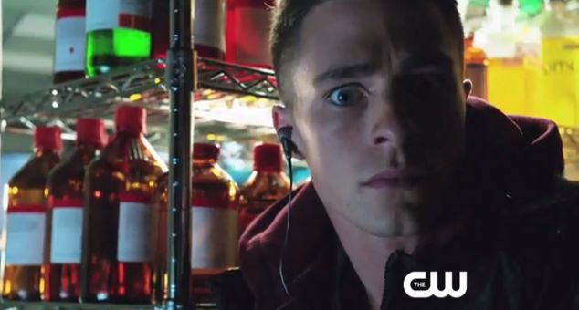 Watch: WATCH: Run, Roy Harper! Here's the Latest Episode of 'Blood Rush' from 'Arrow'!