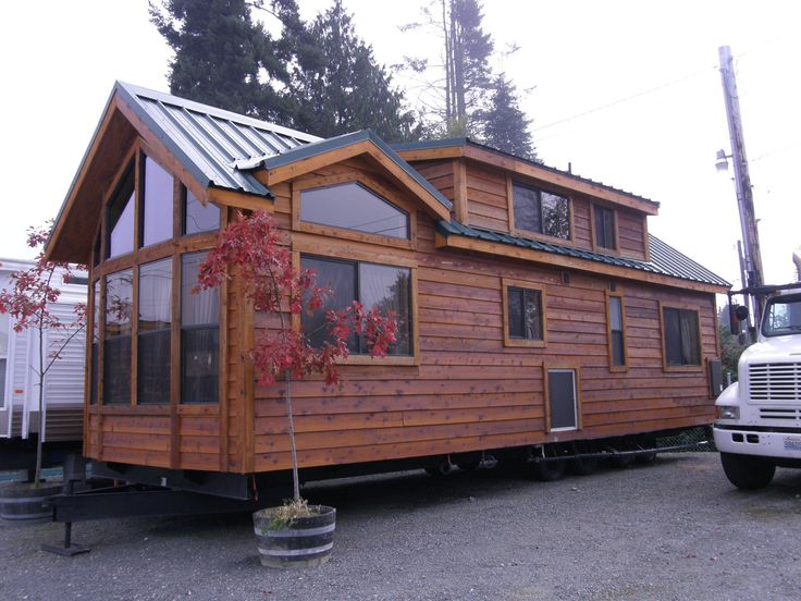 House on wheels for sale visit open big tiny house on for Mobiles ferienhaus