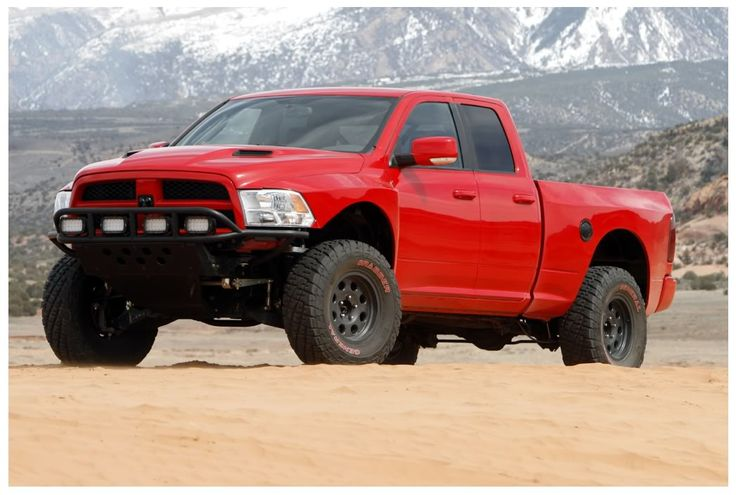 Dodge Ram-Runner (Production Desert Truck) - Pirate4x4.Com : 4x4 and Off-Road Forum
