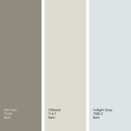 No such thing as boring neutral colors.